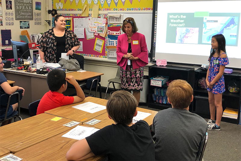 West End Celebrates Career Day