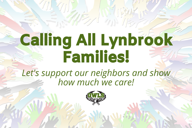 Calling All Lynbrook Families Photo