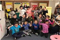 Waverly Park Students Flex Their Math Muscles photo