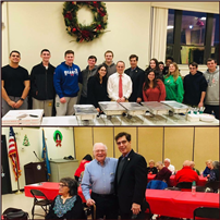 Lynbrook Key Club Serves Up Holiday Spirit Photo 3