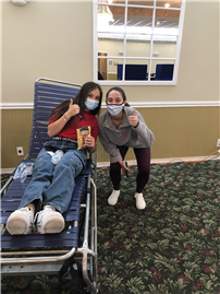 Key Club Hosts Successful Blood Drive Photo 4 thumbnail179453