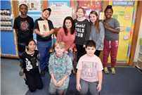 Waverly Park Students Celebrate PARP Photo 4