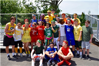 Eighth-Graders Unite for Field Day Photo 1