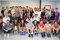 Lynbrook's AP Scholars Hit a Record High Photo
