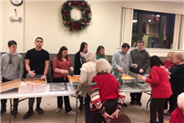 Lynbrook Key Club Serves Up Holiday Spirit Photo 1