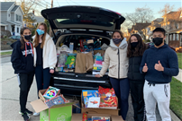 NHS Members Host Toy Drive Photo thumbnail178990