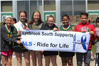 Lynbrook Helps Strike Out ALS Photo 1