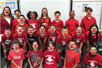 West End Students Give Back for Red Nose Day Photo