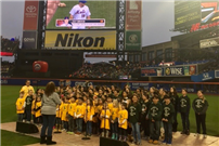 A Home Run Performance by Lynbrook Students Photo
