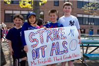 Lynbrook Helps Strike Out ALS Photo 2