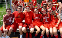 Eighth-Graders Unite for Field Day Photo 2