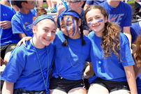 Eighth-Graders Unite for Field Day Photo 3