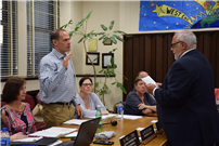 Lynbrook BOE Holds Reorganization Meeting Photo 5