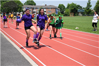 Eighth-Graders Unite for Field Day Photo 4