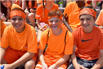 Eighth-Graders Unite for Field Day Photo 5