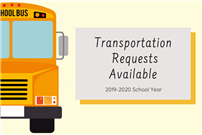 Transportation Request Deadline Photo