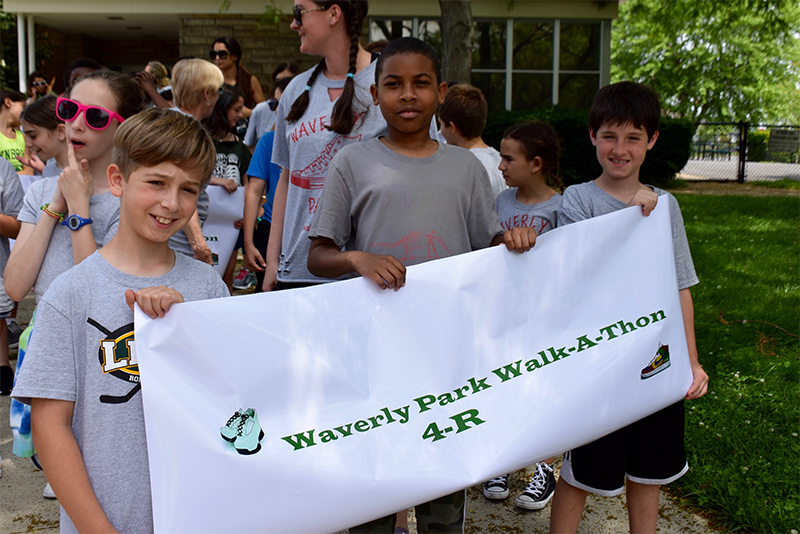 Walk-A-Thon photo